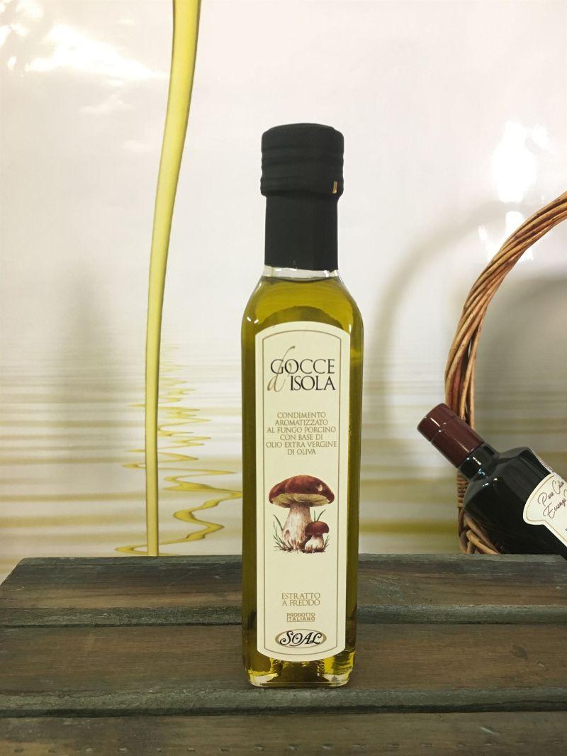 Olio-aromatizzato-al-Fungo-Porcino