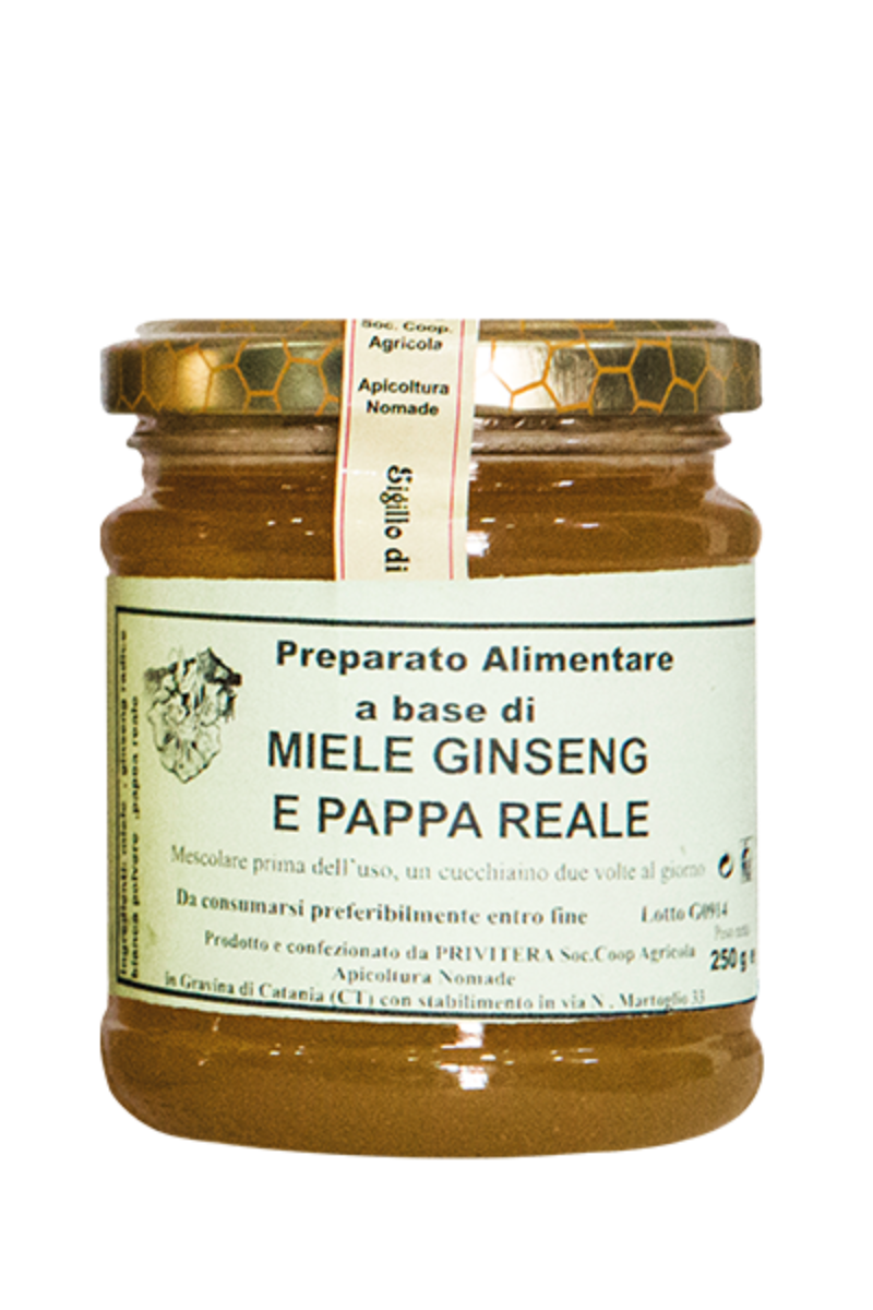 Ginseng-honey-with-royal-jelly